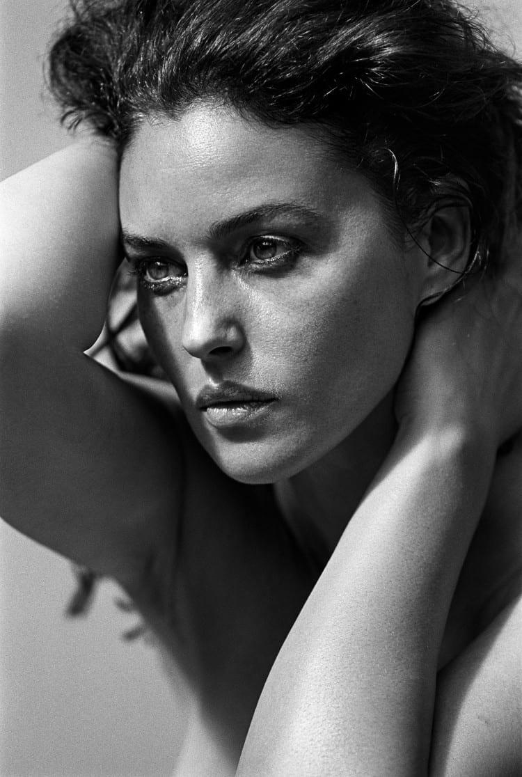 © Peter Lindbergh // Monica Bellucci, Paris, France, 1999
