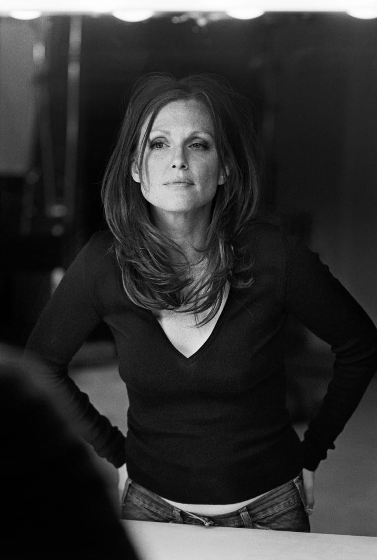© Peter Lindbergh // Julianne Moore, New York, États-Unis, 2004