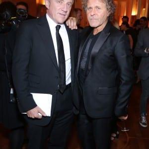 François-Henri Pinault & Renzo Rosso