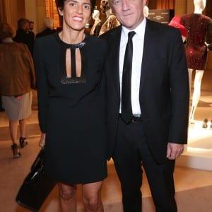Francesca Bellettini & François-Henri Pinault