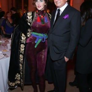 Suzanne Von Aichinger & John Demsey