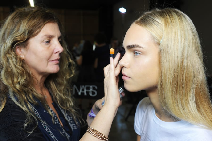 nars_christopher_kane_ss15_artist_in_action