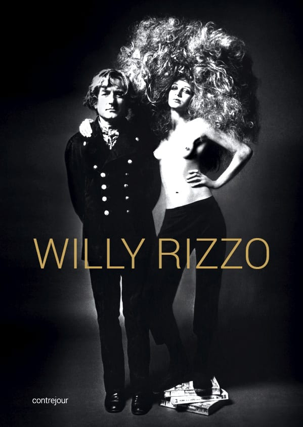 willy rizzo, le livre