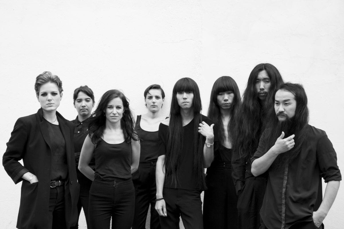 Savages + Bo Ningen by Simona Mizzoni