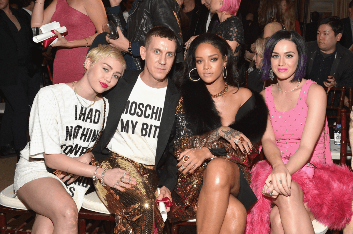 Rihanna, Daily Front Row Awards, LA 22 Janvier 2015