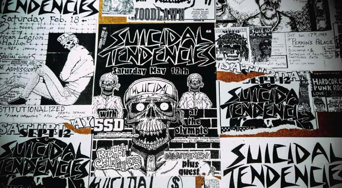 suicidal tendencies wall