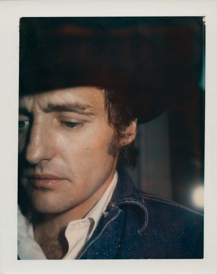 Copyright: The Andy Warhol Foundation for the Visual Arts, Inc. Légende: Dennis Hopper 1970