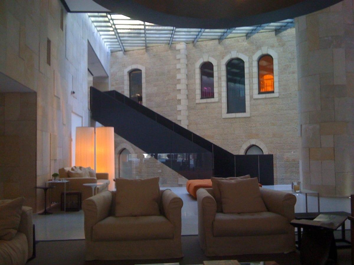 photo hotel de luxe jerusalem