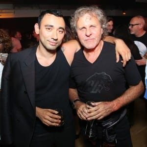 Nicola Formichetti & Renzo Rosso