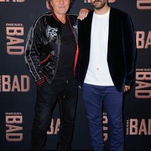 Renzo Rosso & Andrea Rosso