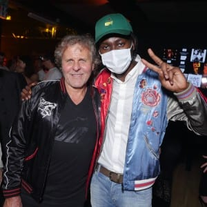 Renzo Rosso & Theophilus London