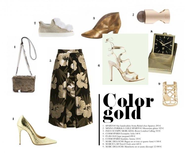noel 2016- gold