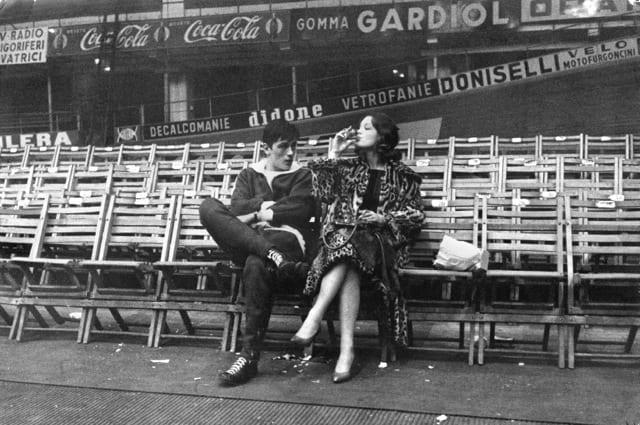 ROMY_DELON_ROCCO_1960.(©GiAnCOLOMBO_LA GALerie de L'inSTAnT)