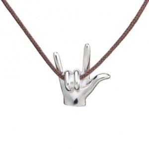 FingerSymbols-pendentif-ILY-argent-85€