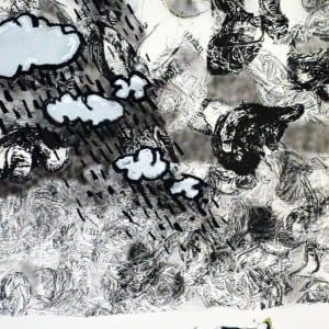 Ella & Pitr_Sans Titre (enfant & orage)_Courtesy Galerie Le Feuvre
