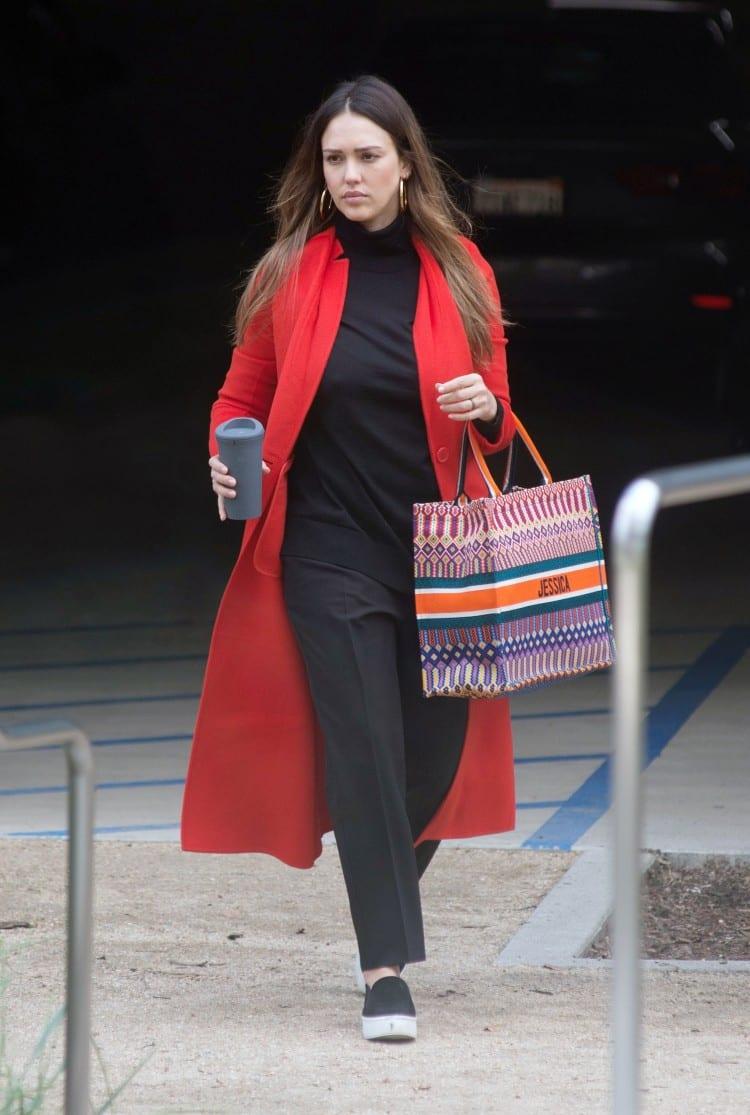 Jessica Alba - The Image Direct for Dior