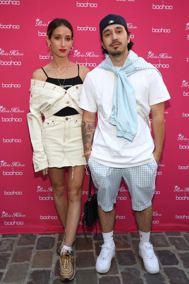 Paris Hilton x Boohoo Party in Paris - Photocall