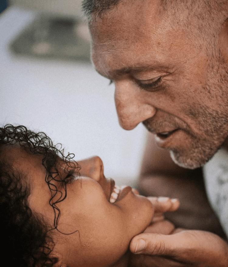 tina - vincent cassel mariage
