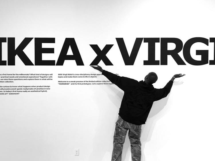IKEA x VIRGIL