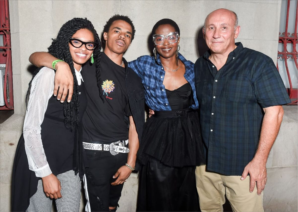 Selah Marley, Josh Marley, Ms. Lauryn Hill, Andrea canè